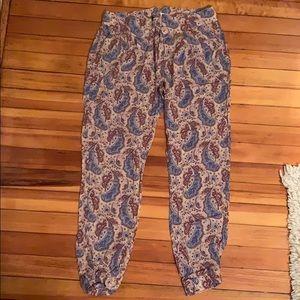 Bohemian Paisley Pants